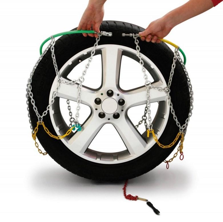 Lanci za snijeg – oprema koja spašava na cesti