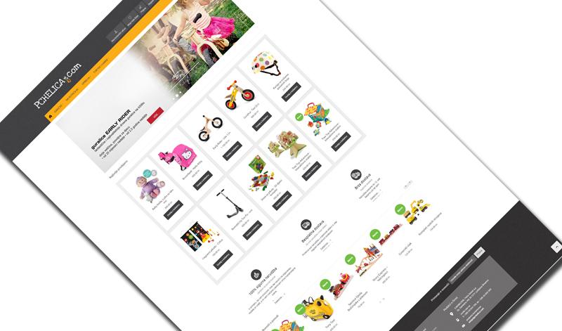 dječja trgovina pchelica.com