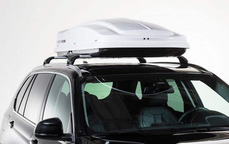 Krovna kutija i univerzalni krovni nosači za svaki auto