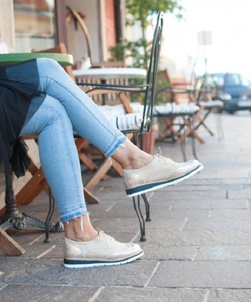 Ženska obuća - Oxfordice