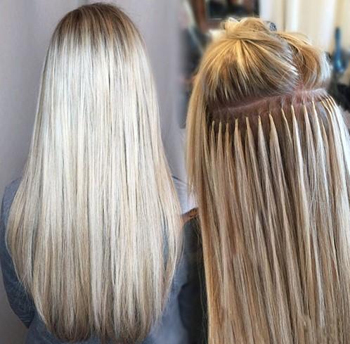 Popularnost keratinskih ekstenzija za kosu
