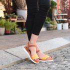 Ženske sandale su omiljena obuća za ljeto