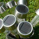 Solarne lampe kao održiva rasvjeta