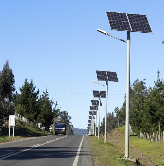 Solarne lampe - eksterier